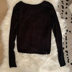 Free Kisses Tops - Button Top